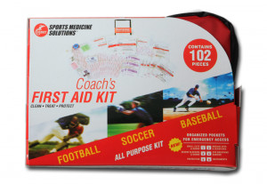COACH'S FIRST AID KIT