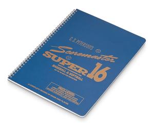SCOREBOOK SUPER 16